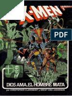 X-Men God Loves, Men Kills