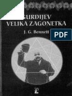 Gurdjieff Velika Zagonetka - J.G. Bennett
