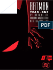 Batman - Year One-Español