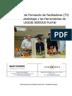 Programa Formacion Facilitadores Lego