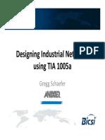 Designing Industrial Networks