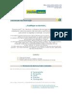 TECNICAS DE MARCAJE