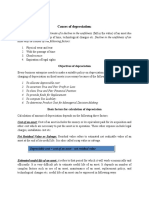Accounting for Fixed Asset