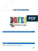 Programación DOFEI Manuel Carra