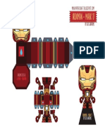 Ironman3 Mark-17 by Gus Santome