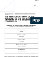 1987 Constitution Commission