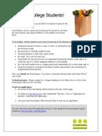 DC Foodstamp Guide