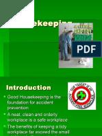Housekeeping 2
