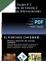 Objeto de Estudio 2 Finanzas Internacionales