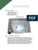 Manual Ru 628