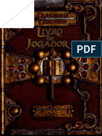 Livro Do Jogador - d&d 3.5