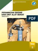 Perawatan Engine Unit Alat Berat 5