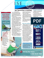 Cruise Weekly for Thu 14 Jan 2016 - Kogan launches cruising, Ponant to the Kimberley, Royal Caribbean, TravelManagers, Carnival Corporation AMPERSAND much more