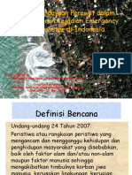 Update- Pemberdayaan Perawat Dlm Penangnan Emergency & Disaster
