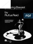 The Evolving Bassist - Rufus Reid