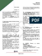Inss 2013 Lingua Portuguesa Aula 02