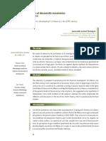 Interpretaciones Sobre El Desarrollo de México en El Siglo XX