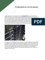 Servidores DNS Alternativos a Los de Nuestro ISP
