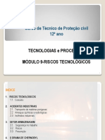 Proteção Civil Módulo 9-  Riscos tecnologicos .pdf