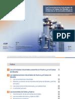 Informe industrias Campo de Gibraltar y Huelva de 2008