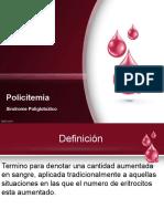 Sindrome poliglobulico