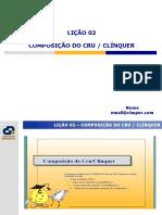 Licao 2_Composicao Do Cru_Clinquer