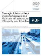Strategic Infrastructure Steps Report 2014