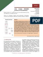 Autonomic Computing Utilizing Agents for Mitigating Risk in IT Governance