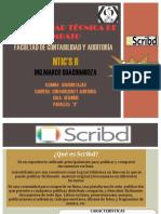 Uso de La Plataforma de Scribd