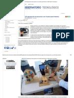 ARDUTOYS (Programación de Proyectos Con Scratch Para Arduino) _ Observatorio Tecnológico