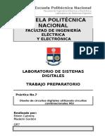 Informe 7 Sistemas Digitales