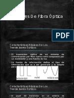Trasmisores de Fibra Óptica
