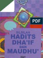eBook - Silsilah Hadits Dhaif Dan Maudhu Jilid II