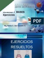 FMH QM 2012 Acidos y Bases.-ejercicios