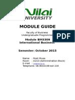 Moduleguilde - BM3309