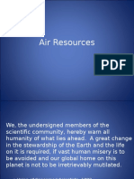 Lecture 9 Air Resources(3)