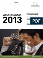 Wine Education 2013