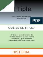 El Tiple.pptx