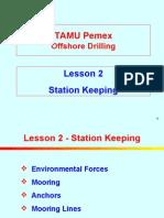 2. Station Keeping