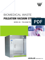 Biomedical Waste Sterilizers