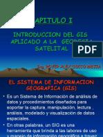 Capitulo i Introduccion Del Gis en Geodesia Satelital