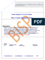 Essbase Hybrid Analysis