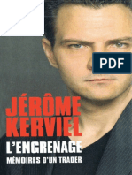 Kerviel Jerôme - L Engrenage