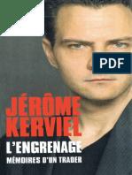 Kerviel Jerôme - L Engrenage