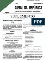 Decreto Presidencial 5 2006