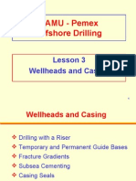 3. Wellheads and Casing