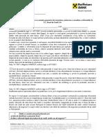 Formular Acord Prelucrare Date BC