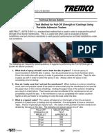 Bulletin ASTMD4541