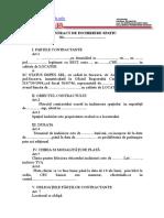 CONTRACT DE INCHIRIERE SPATIU(TIP) PF-FIRMA.doc