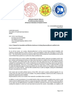 Open Letter to Asean Summit Abma 88 Abfsu Eng
